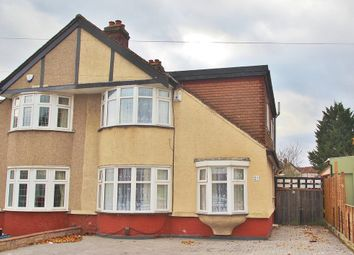 Thumbnail 4 bed semi-detached house to rent in Dunspring Lane, Ilford
