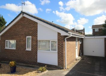 Thumbnail 3 bed bungalow for sale in Hindburn Close, Carnforth