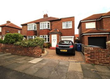 Thumbnail 3 bed semi-detached house for sale in Blue House Road, Hebburn