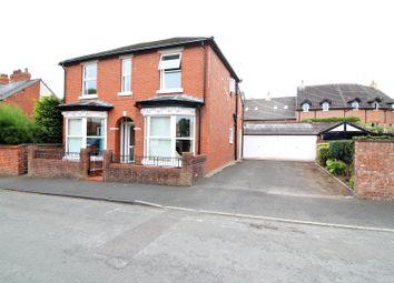 Thumbnail 4 bed detached house to rent in Holbache Road, Oswestry