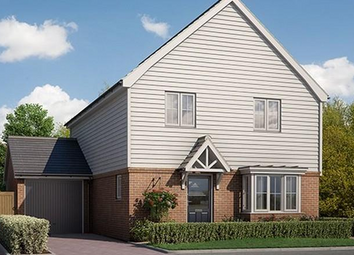 Thumbnail 4 bedroom detached house for sale in The Turnstone, Heath Road, Coxheath, Maidstone, Kent
