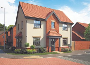 Thumbnail 3 bed detached house for sale in The Foxglove, Popeswood Grange, London, Binfield, Berkshire
