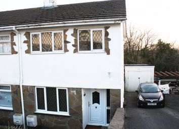 Thumbnail 3 bed property to rent in Hawthorn Park, Brynna, Pontyclun