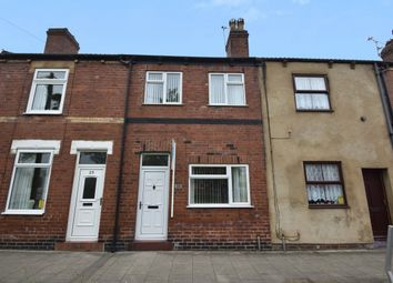 Thumbnail 3 bed terraced house for sale in William Street, Castleford