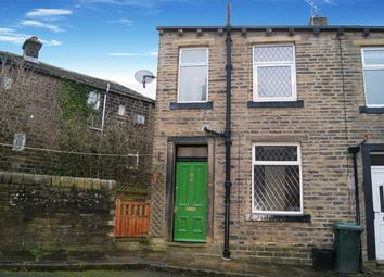 Thumbnail End terrace house to rent in Thorn Street, Haworth, West Yorkshire