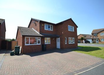 Thumbnail 4 bed detached house for sale in Ffordd Nant, Kinmel Bay