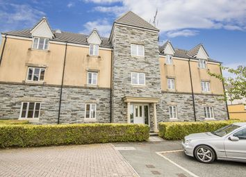 Thumbnail 2 bed flat for sale in Larcombe Road, St. Austell