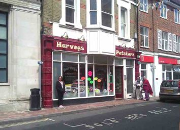 Thumbnail Commercial property for sale in High Street, Ventnor