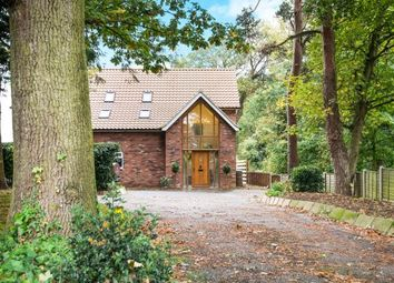 Thumbnail 4 bedroom detached house for sale in Brundall, Norwich, Norfolk
