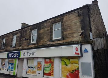 Thumbnail 2 bed flat for sale in Main Street, Forth, Lanark