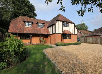 Thumbnail 4 bed detached house for sale in Telegraph Lane, Four Marks, Hampshire