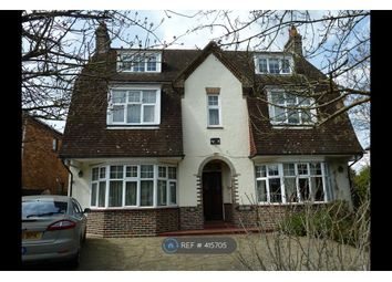 Thumbnail 1 bed flat to rent in Croham Park Avenue, South Croydon