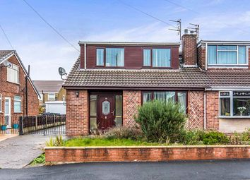 Thumbnail 3 bed bungalow for sale in Balmoral Avenue, Royton, Oldham