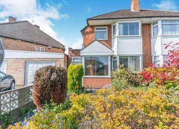 3 bed semi-detached house for sale in Yardley Wood Road, Birmingham, West Midlands B14