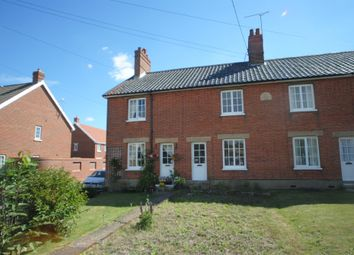 Thumbnail 2 bedroom terraced house to rent in Mission Road, Diss
