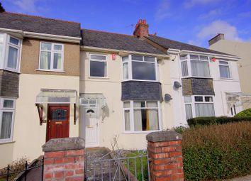 Thumbnail 3 bed terraced house to rent in Peverell Terrace, Peverell, Plymouth