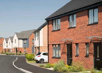 """Thumbnail 3 bedroom property for sale in """"The Bay"""" at Chamberlain Way, Peterborough"""