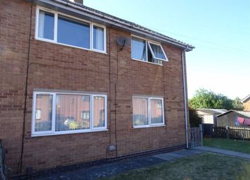 Thumbnail 2 bed maisonette for sale in Red Hall Road, Barwell, Leicester
