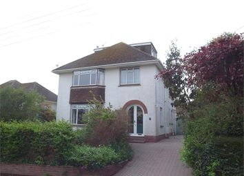 Thumbnail 4 bedroom detached house for sale in Swains Road, Budleigh Salterton