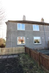 Thumbnail 2 bed flat for sale in 10 Benview Terrace Fishcross, Alloa, Clackmannanshire