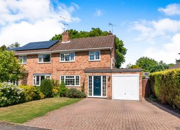 Thumbnail 3 bed semi-detached house for sale in Yateley, Hampshire, .