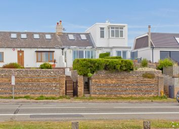 Thumbnail 1 bed terraced house for sale in Seacliffe, South Coast Road, Telscombe Cliffs, Peacehaven
