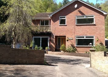 4 bed detached house for sale in Hangerberry, Lydbrook, Gloucestershire. GL17