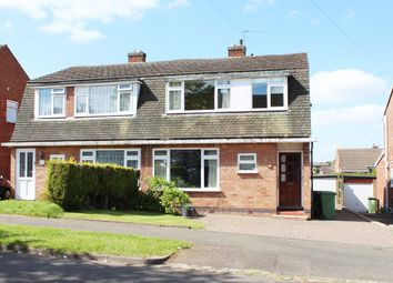 Thumbnail 3 bed semi-detached house for sale in Lunn Avenue, Kenilworth