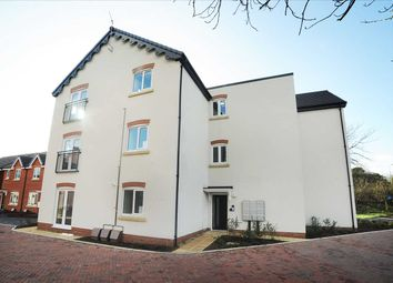Thumbnail 2 bed flat for sale in Glazebrook Meadows, Glazebrook, Warrington