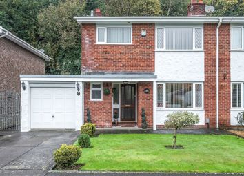 Thumbnail 3 bed semi-detached house for sale in Woodlands Park Drive, Cadoxton, Neath