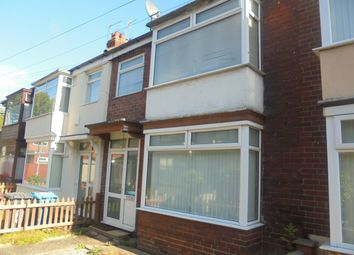 Thumbnail 3 bed terraced house to rent in St Nicholas Gardens, Hessle High Road, Hull