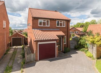 Thumbnail 3 bed detached house for sale in 11 Con Owl Close, Helmsley, York