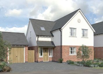 Thumbnail 4 bed detached house for sale in Wyson Lane, Wyson, Brimfield, Ludlow
