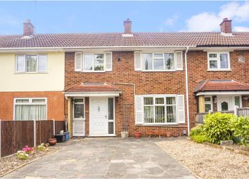 Thumbnail 3 bed terraced house for sale in Chigwell Road, Woodford Green