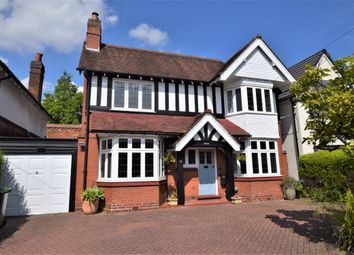 Thumbnail 4 bed detached house for sale in Widney Road, Knowle, Solihull, West Midlands