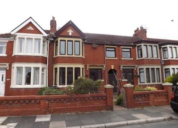 Thumbnail 3 bed terraced house for sale in Lonsdale Avenue, Fleetwood, Lancashire, United Kingdom