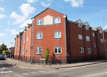 Thumbnail 2 bed flat to rent in West Street, Earl Shilton, Leicester