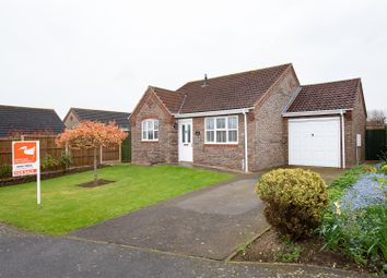 Thumbnail 2 bed detached bungalow for sale in Ashby Meadows, Spilsby