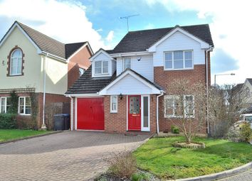 Thumbnail 3 bed detached house for sale in Burley Hill, Newhall, Harlow