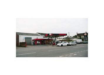 Thumbnail Industrial to let in Exeter Road Garage, Cullompton