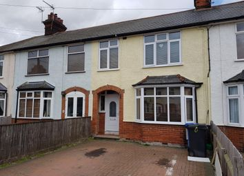 Thumbnail 3 bed terraced house for sale in Lyndhurst Avenue, Ipswich