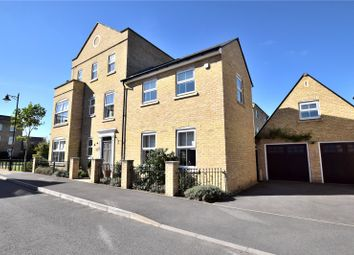 Thumbnail 5 bed detached house for sale in Childs Lane, Stansted