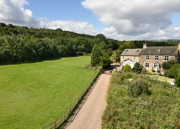 Thumbnail 4 bed farmhouse for sale in Lower Quarry Road, Huddersfield