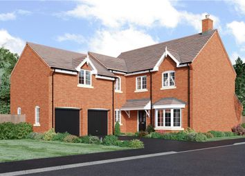 "Thumbnail 5 bed detached house for sale in ""Dovedale"" at Estcourt Road, Gloucester"