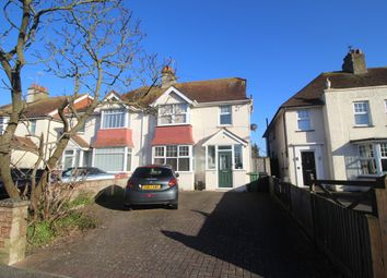 3 bed semi-detached house for sale in St Anthonys Avenue, St Anthonys, Eastbourne BN23