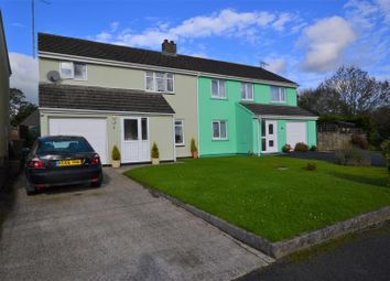 Thumbnail 4 bedroom semi-detached house for sale in Bartletts Well Road, Sageston, Tenby