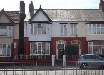 Thumbnail 4 bed end terrace house for sale in Queens Drive, Walton, Liverpool, Merseyside