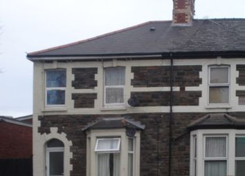 Thumbnail 4 bedroom end terrace house for sale in Penarth Road, Grangetown, Cardiff