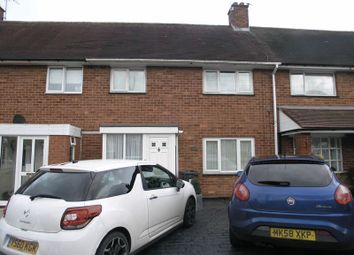 Thumbnail 3 bed terraced house for sale in Hasbury Road, Bartley Green, Birmingham