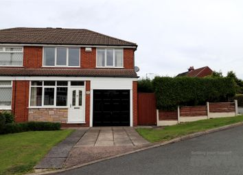Thumbnail 3 bedroom semi-detached house for sale in Buttermere Road, Farnworth, Bolton